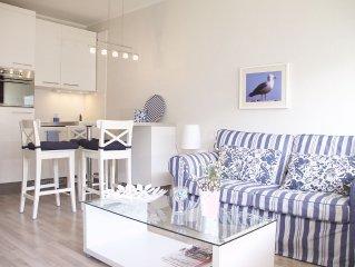 Bel Etage Blu - schones Apartment am Meer !