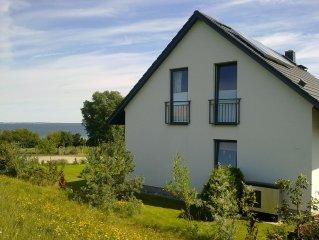 Ferienhaus am Meer mit direktem Ostseeblick (mit WLAN-Zugang)