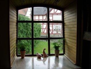 Wunderschönes Fachwerk-Ferienhaus im Märchenland Reinhardswald, 220 m², WLAN