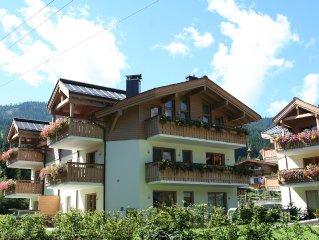 Moderne und gemütliche Ferienwohnung in Leogang nähe Steinbergbahn