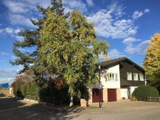 Moderne Villa zentral zwischen Chiemsee und Alpen, 5-Sterne zertifiziert (DTV)