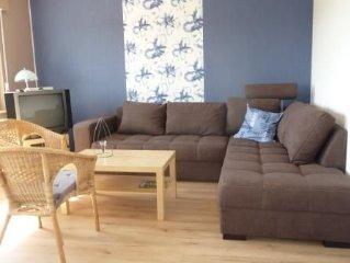 Moderne Wohnung, besonders fur Wanderer und Familien geeignet, Nahe Koln