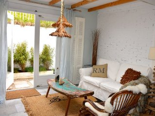 SCHOORL/GROET: wunderschone Ferienwohnung am Strand, modern, komfortabel, WLAN