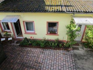 Ruhige und zentral gelegene Ferienwohnung in Rüdesheim