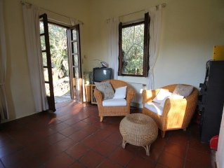 Detached villa in the countryside, absolute peace, large garden, a dream locati