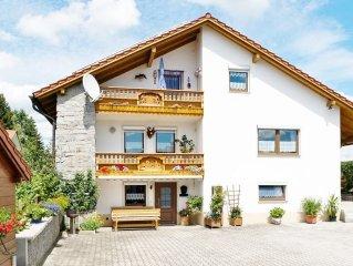 Ferienwohnung und Appartement Platz bis 7 Personen nahe Nationalpark Grafenau