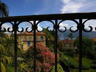 Traumhafte Lage mit Seeblick am Lago Maggiore-Westufer