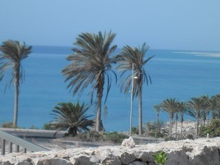 Excl.neue Villa mit herlichen Panoramameerblick auf den Atlantik vor Costa Calma