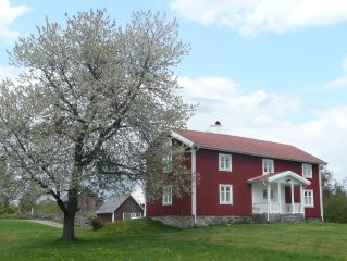 Smaland farm with a rural feeling