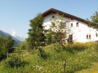 La Punt der Ruhepol bei St. Moritz im sonnigen Oberengadin für erholsamen Urlaub