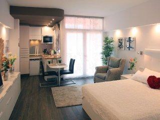 Luxusapartment ***** mit exklusiver und moderner Ausstattung in exponierter Lage