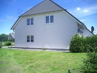 Ruhig gelegenes Ferienhaus 110 m2 - ideal fur Familien (bis 8 Personen)