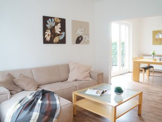 Country holiday in a cozy apartment in Westmunsterland