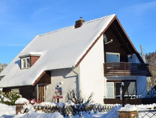 Neues modernes Ferienhaus Sauerzapf, TOP LAGE, 10 Pers
