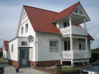 Top 4-Sterne-Ferienhaus!  Grosszugig und modern eingerichtet!
