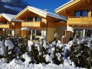 Raum für s'Ich....Wohnkomfort aus Holz mit moderner Einrichtung