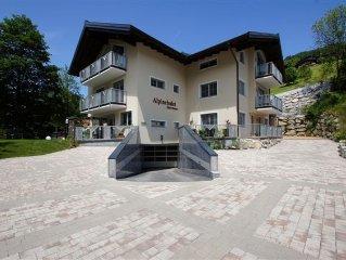 Ein herzliches Willkommen es erwartet Sie ein schönes Ferienhaus in Saalbach