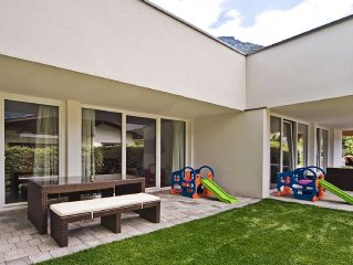 New! Accommodation for children including infrared cabin + game room + baby equ