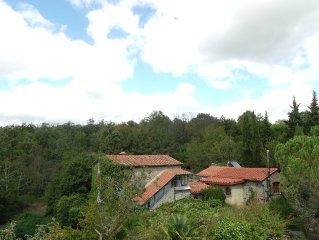 Ruhiges Haus in den Bergen, Zentrale Lage, ideal fur Ausfluge