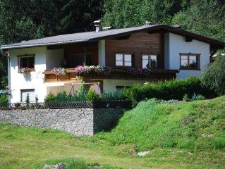 Holiday home Zoller – in 15 min. in 3 ski regions