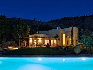 Fur Ruhe und Schonheit ist die Villa Theodora Ihr Urlaubsort!