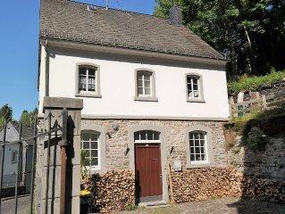 Kutscherhaus Monschau: Traumhaus am Rande der Altstadt