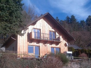 Naturnahes Haus mit Nutzgarten in Millstatt