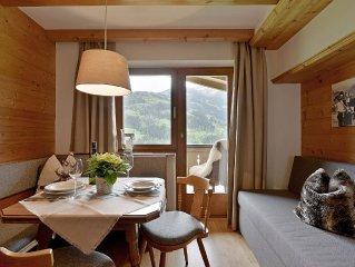 Neue Aparts, alpin eleganter Stil,Sauna,WLAN kostenlos, 7 Minuten zur Bergbahn