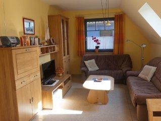 Gemutliche, komfortable Ferienwohnung in Waldnahe fur bis zu 5 Personen