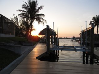 Brand new luxury villa with private boat in Cape Coral, Florida