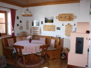 Exklusive 2 Zimmer-Nichtraucher-Ferienwohnung im Skigebiet auf 1700m, Tiefgarage