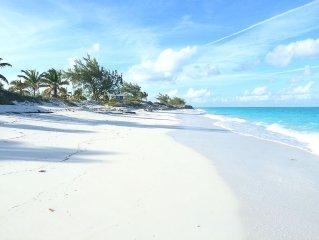 Schöne Villa am Strand mit Meerblick und WLAN inklusive