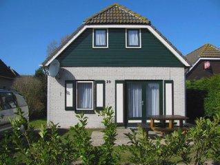 Komfortables Ferienhaus fur 6 Personen, Ouddorp, Sudholland direkt am Meer