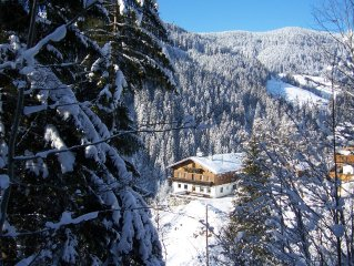 Skihütte, Almhütte, Berghütte, 3 km Wagrain-Ski Amade,Wifi Internet