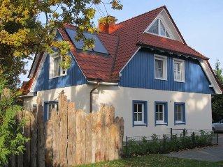 Modernes Ferienhaus, Top-Ausstattung,Internet-Sauna-Kamin, ab 50 € im Januar