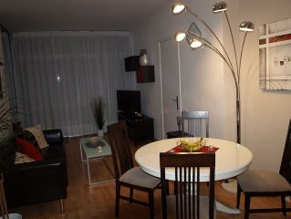 Family friendly apartment with 2 bedrooms and huge terrace !!!