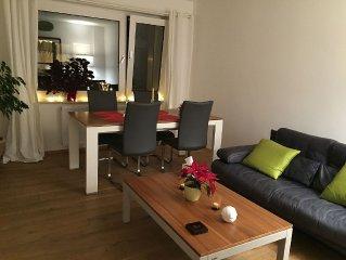 Köln-Sülz, Toplage, Gemütlich Wohnen für 2-4 Personen