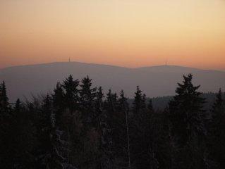 Landurlaub im Fichtelgebirge nahe See u. Therme in Weissenstadt