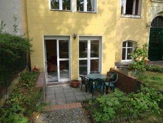 geschmackvoll eingerichtete & ruhig gelegene Ferienwohnung in Lichterfelde West