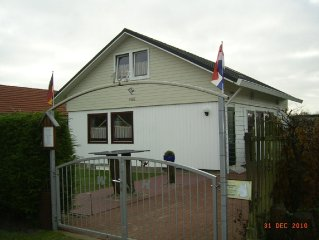 Ferienbungalow Nordholland- Julianadorp aan Zee