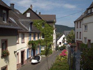 Wohlfühloase mitten in Enkirch