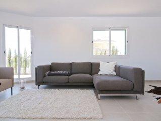 Modernes, Mallorca-Chalet für 4 -5 Personen in Meer-Nähe mit Pool, Klima, WiFi