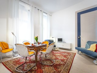 Secluded Flat Right in the Bustling Heart of Prenzlauer Berg