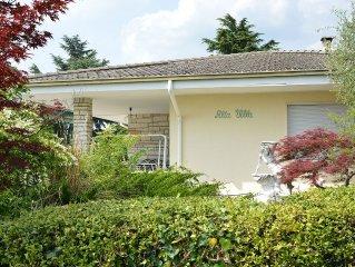 Villa in ruhiger Lage mit Seeblick, familienfreundlich, Haustiere erlaubt