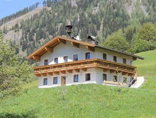 Dream holiday in the mountain region Hohe Tauern