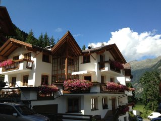 Nice holidays in the Kauner Valley - everything you wished for!