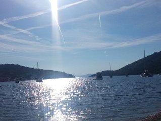 Mediterane Tradition trifft modernes Wohnen in ruhiger Umgebung-Meerblick