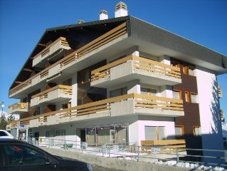 Beautiful 3.5 room apartment! For skiing and hiking holidays