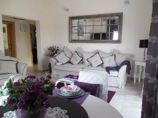 Exclusive Villa mit privaten Pool, mit herlichen Panoramameerblik auf den Atlant
