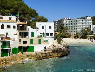 Adorable little fisherman's cottage in Cala Santanyi